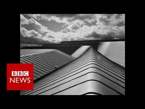 The childhood of Zaha Hadid's buildings - BBC News