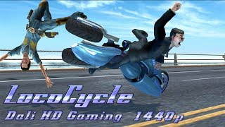 LocoCycle PC Gameplay FullHD 1440p