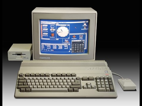 Commodore Amiga 500 (Full Promo)