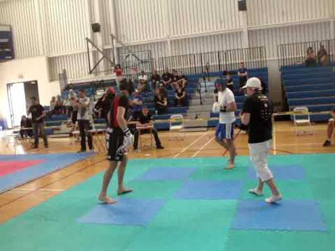 Heavyweight Boxing Tournament Round 1