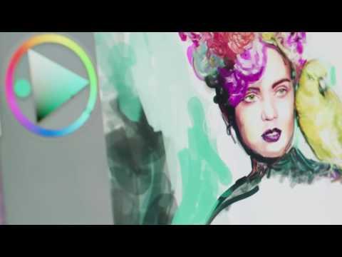 Обзор графического планшета Wacom Intuos Art
