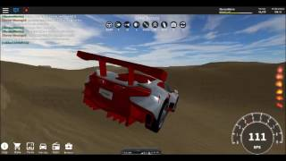 The Meteor In Roblox Vehicle Simulator