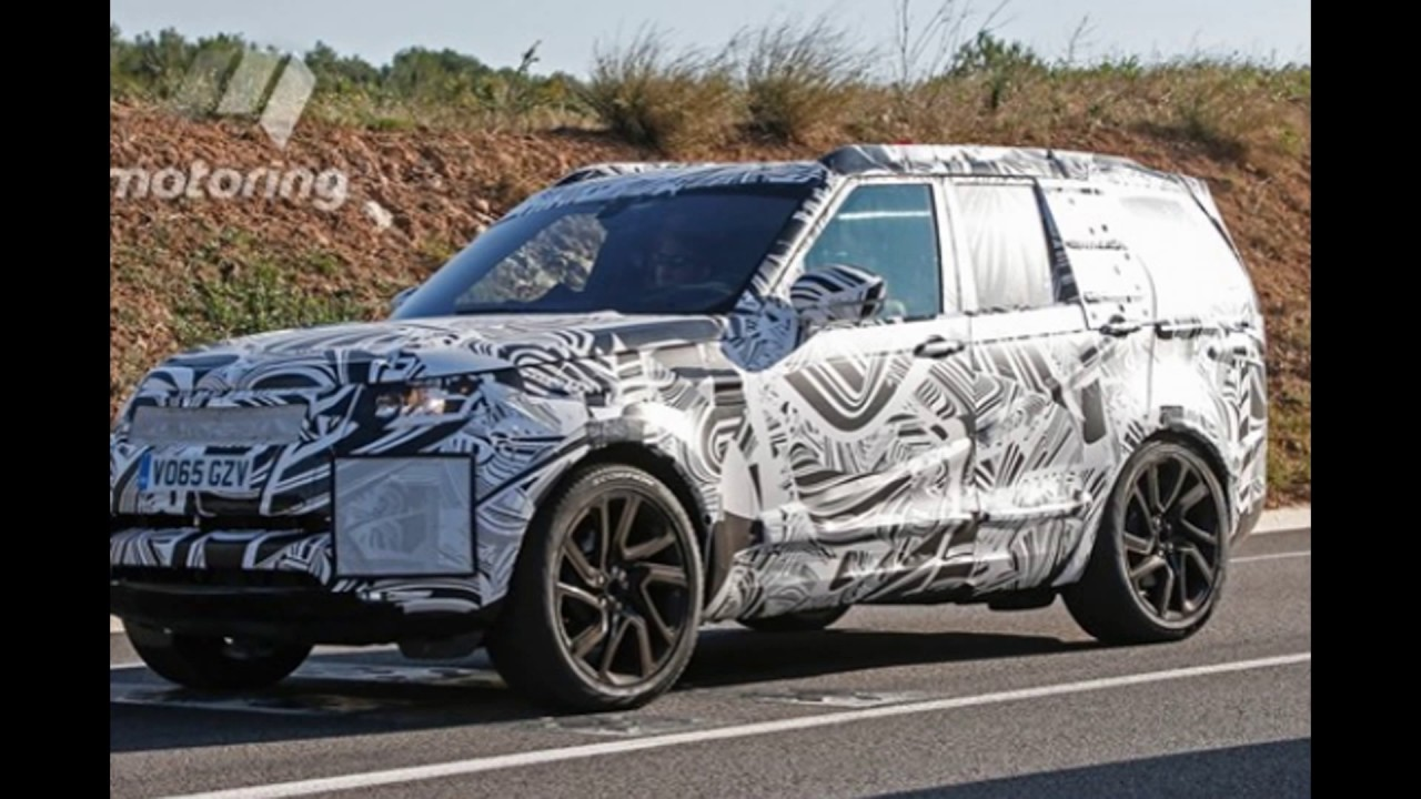 New 2018 Land Rover Freelander Concept Suv Youtube