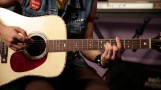 Guitar Instructionals -- Panik (bunkface)