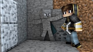 """I Am Stone"" ( Hypixel Skywars TROLL )"