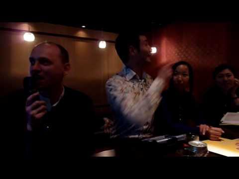 Karaoke à Nagoya