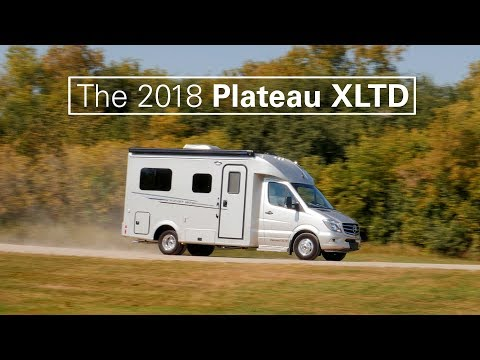 2018 Pleasure-Way Plateau XLTD Tour