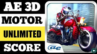 AE 3D MOTOR : Racing Games Free Fully Hacked !! AE 3D MOTOR Unlimited Score !! AUTOWIN-AE 3D MOTOR😱 screenshot 1