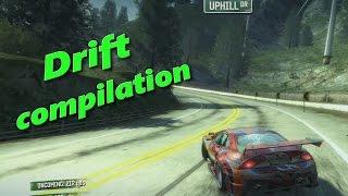 Drift in Burnout Paradise (1080p 60fps)