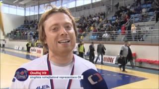 Nohejbal  ME 2015 Slovensko CT sport 2015 11 25 12 50 57