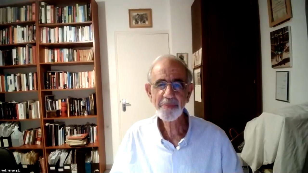 The Secrets of Meron   Prof. Yoram Bilu - Psychologist and Anthropologist    25.4.2021 - YouTube