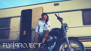 Fly Project feat  Andra - Butterfly (Paul Damixie Remix)(VJ Tony Video Edit)