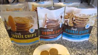 Review: Cookie Chips & GIVEAWAY TO WIN A MULTI-PACK! (1/18-1/25) Thumbnail