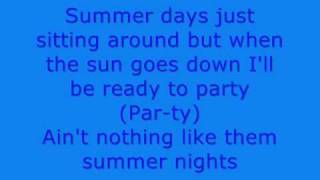 Lil Rob Summer Nights with Lyrics