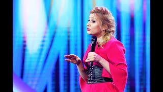 "Anisia Gafton: ""La Xtra Night Show fac un fel de stand up mim"""