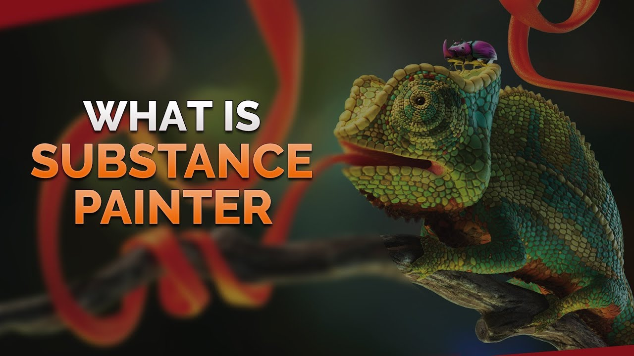 What is Substance Painter?