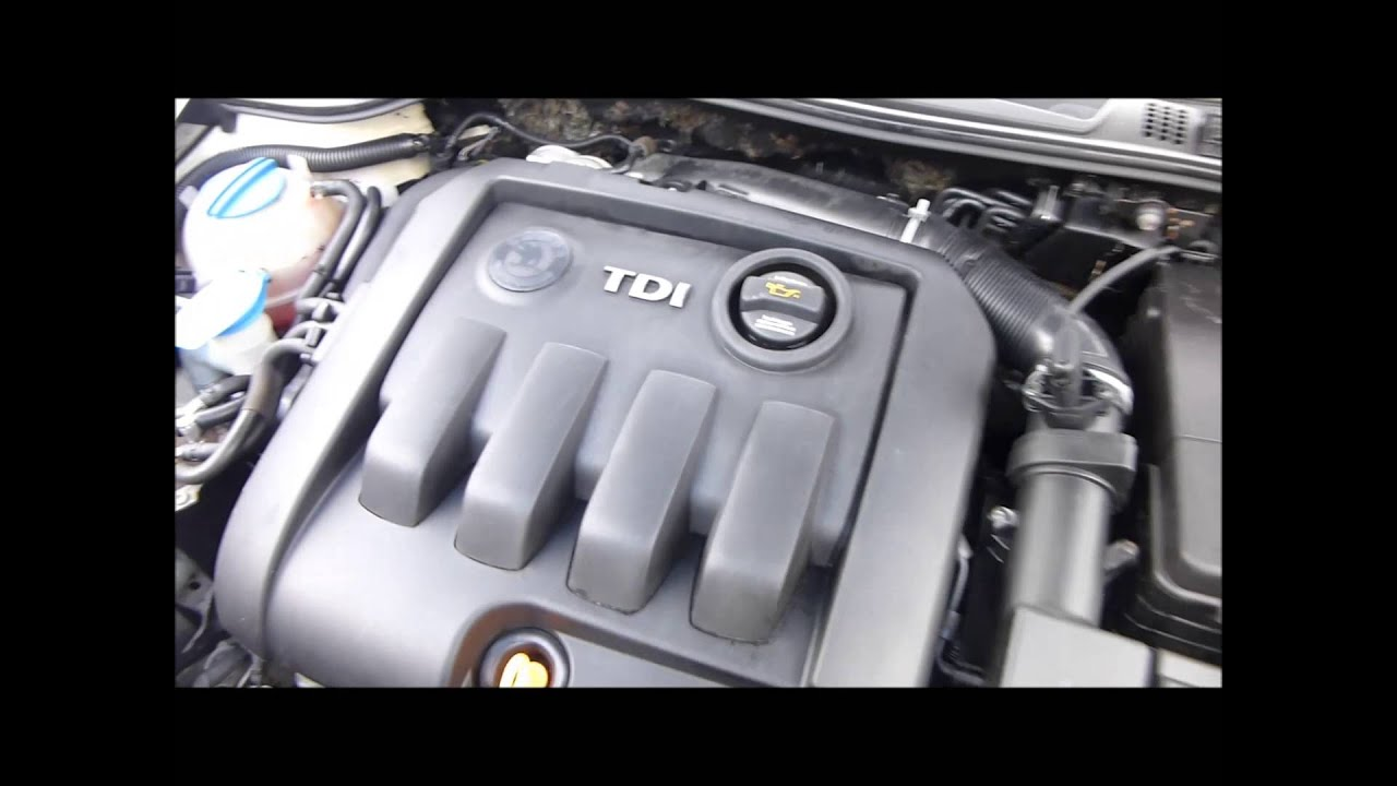 2006 skoda octavia mk2 1 9 tdi bxe engine youtube. Black Bedroom Furniture Sets. Home Design Ideas