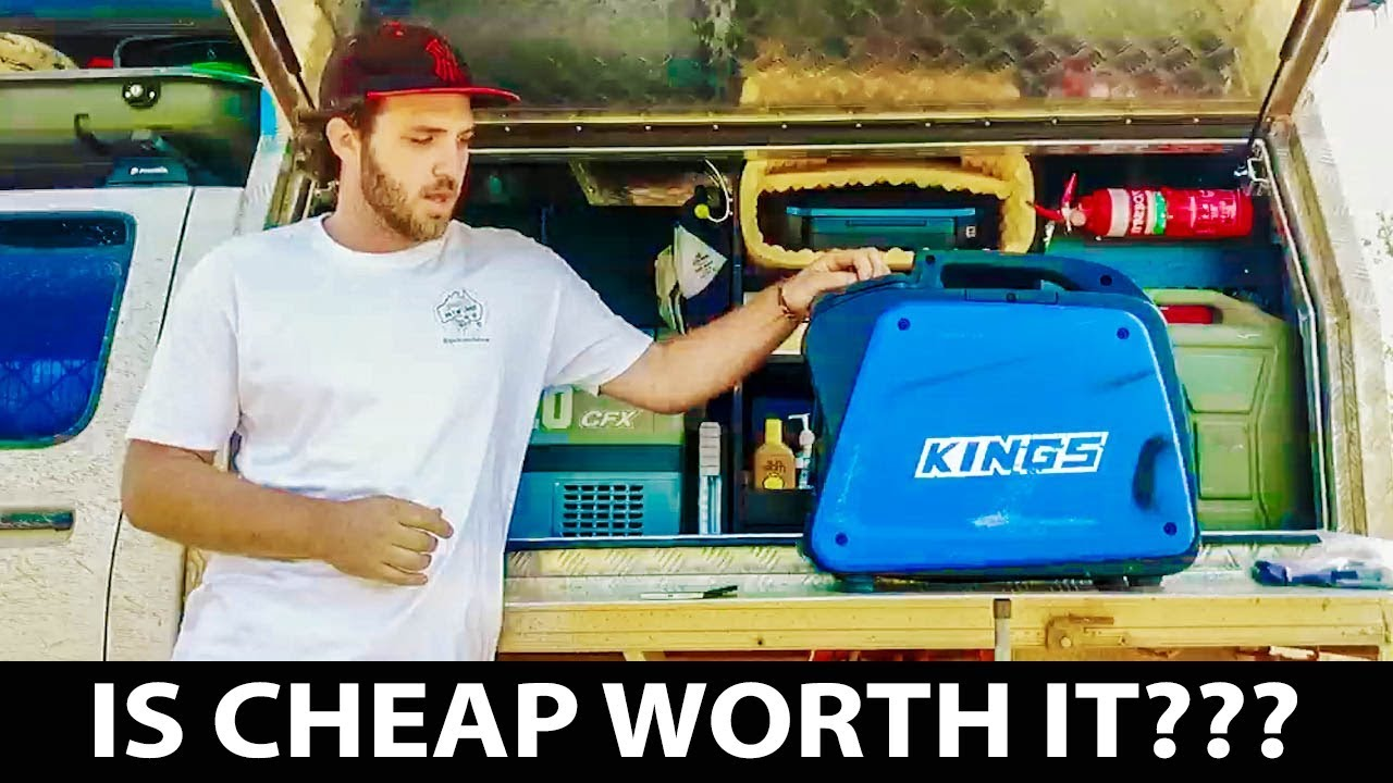 2Kva Kings Generator is cheap worth it??? kings generator 2kva in field review and test