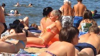 Best Beaches in Pirogovo Moscow Region Лучшие пляжи Пирогово