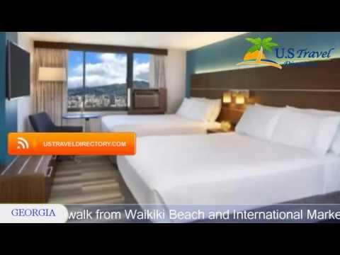 Maile Sky Court Waikiki - Honolulu Hotels, Hawaii
