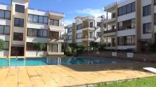 Северный Кипр. Жилой район в Кирении