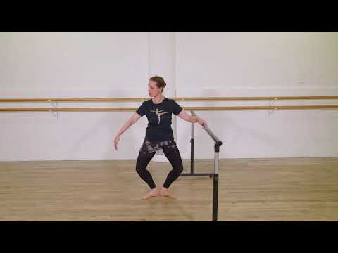 Royal Academy of Dance at Home | Beginners Ballet for Adults | Lesson 1