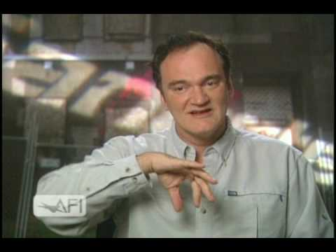 Quentin Tarantino Talks About Gangster Movies