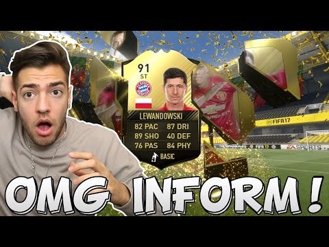 FIFA 17 HEFTIGES PACK OPENING !!! 😱🔥 - FIFA 17 PACKLUCK ULTIMATE TEAM - Wakez