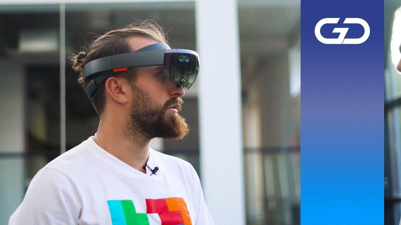 Holo Lens საქართველოში-მომავლის ტექნოლოგია დღევანდელობაში