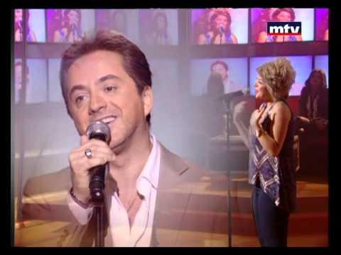 Taratata - 11/01/2014 - Marwan Khoury - Nancy Zaabalawi - تاراتاتا