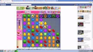 Candy Crush Saga Level 205 Versão Brasileira