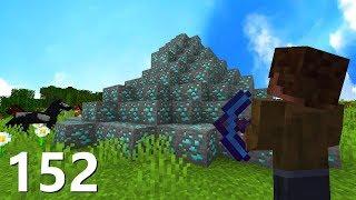 Rozkopuję 1000 DIAMENTÓW Kilofem z SZCZĘŚCIE 3! - SnapCraft IV - [152] (Minecraft 1.15 Survival)