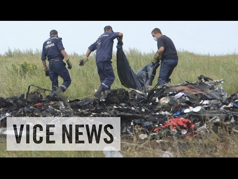 Searching Through the Debris of Flight MH17: Russian Roulette (Dispatch 61)