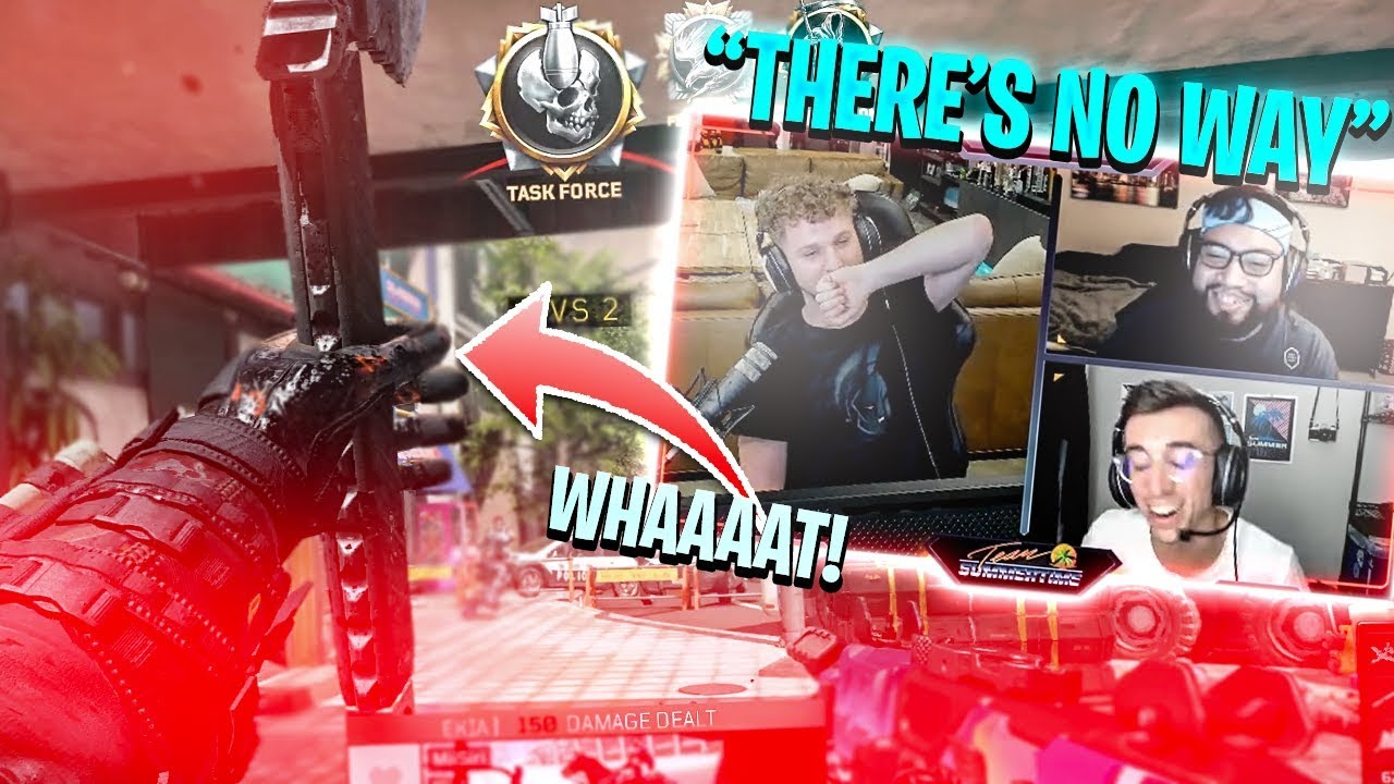 Hitch hits his *BEST* THROWING AXE YET?! - YouTube