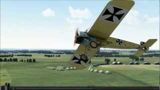 Rise Of Flight:Iron Cross Edition - Balloon Buster