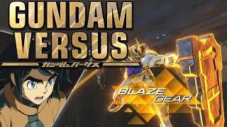 『ガンダムバーサス機体動画』バルバトス(第4形態) GUNDAM VERSUS thumbnail