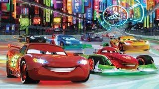 Disney PIXAR CARS Story Race Premiere #1 | Fun Videos for Children