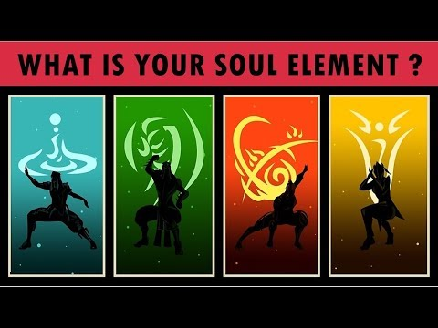 What Is Your Soul Element ? Personality Test