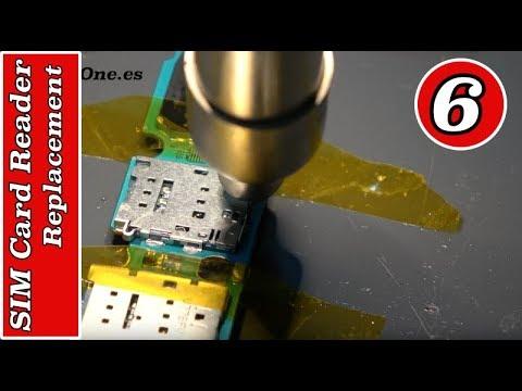 MOBILE REPAIRING COURSE #6 No SIM Card Detected