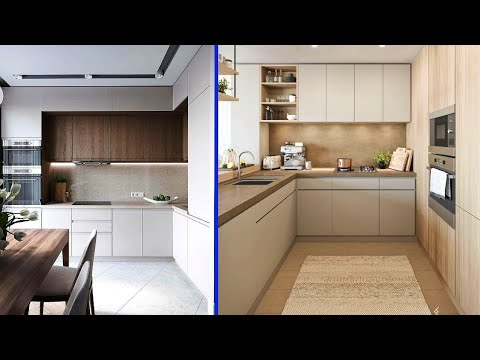 120 Modern Small Kitchen Design Ideas For Small Space Home Interior Interior Decor Designs Youtube
