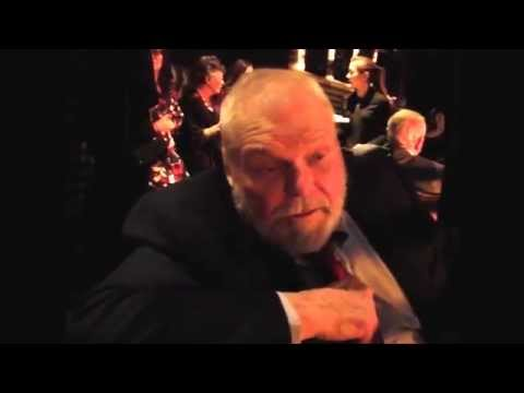 Interview With Brian Dennehy At The TCG Gala.