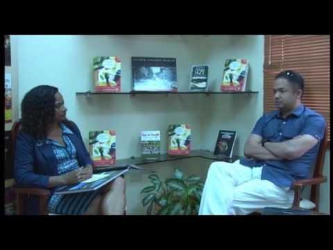 UWI Press Author Series - Dr. Parris Lyew-Ayee - Natural Hazards Atlas of Jamaica