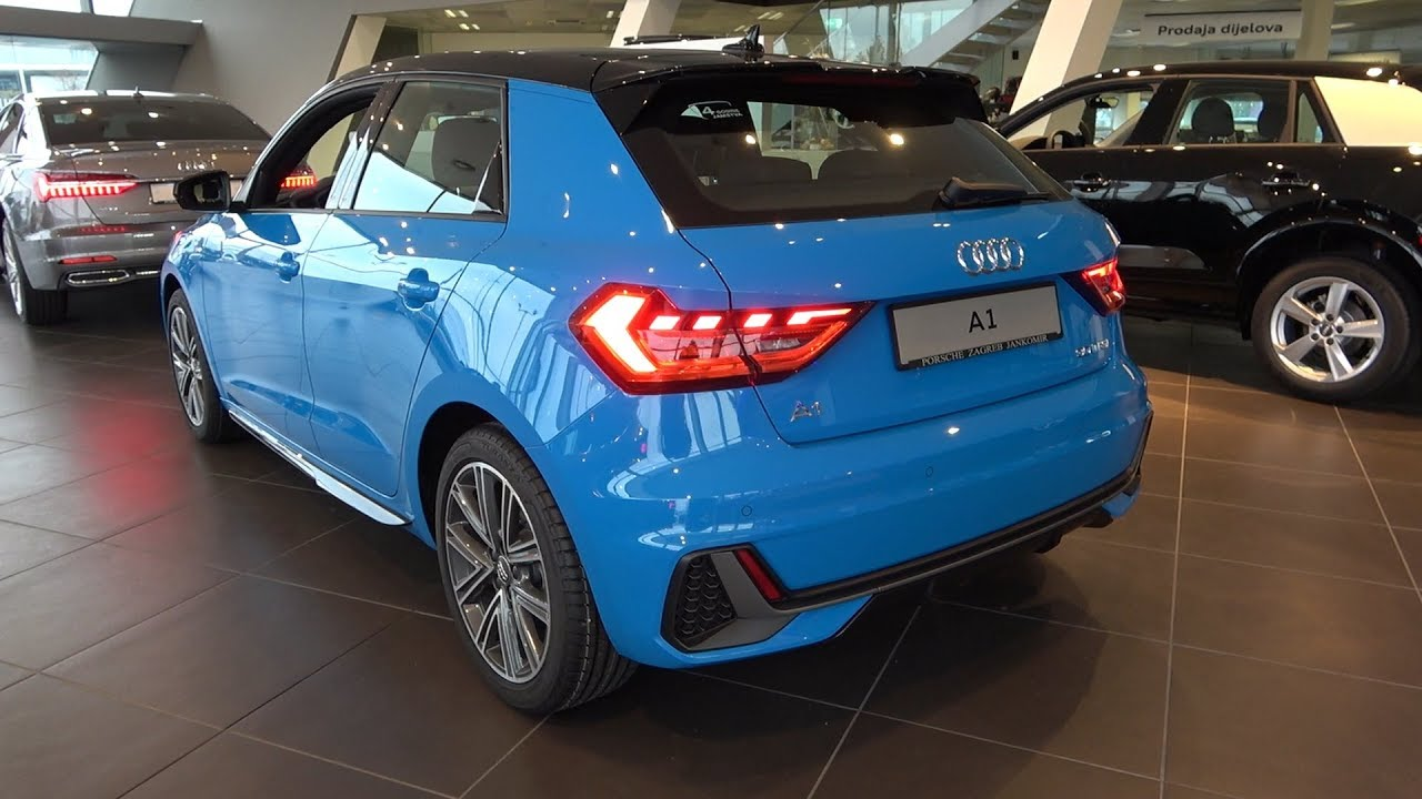 2019 audi a1 sportback 30 tfsi s line full in depth review youtube. Black Bedroom Furniture Sets. Home Design Ideas