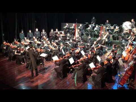 "Jakarta City Philharmonic #5: Aksan Sjuman: Under Umbrella for ""M"""