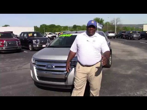 Ford Edge SE Marshal Mize Ford Chattanooga Ford - Chattanooga ford dealers