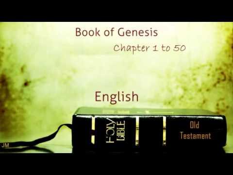 Book Of Genesis | Audio Bible English Full - Non Stop