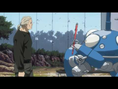 Tachikoma Explains Individuality And God 【Ghost in The Shell SAC】