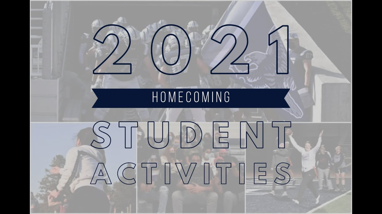 Homecoming Student Activities Teaser
