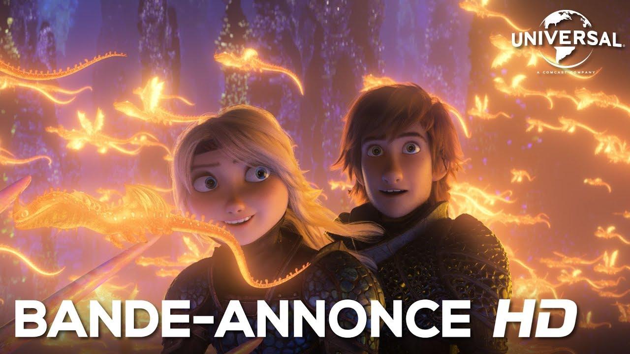 1jour1actu Te Conseille Dragons 3 Le Monde Caché