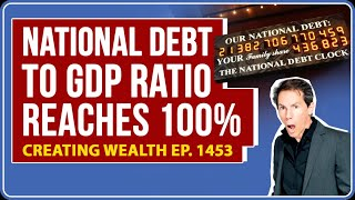 US National Debt to GDP Ratio to Exceed 100% - Why It's Not as Bad as You Think